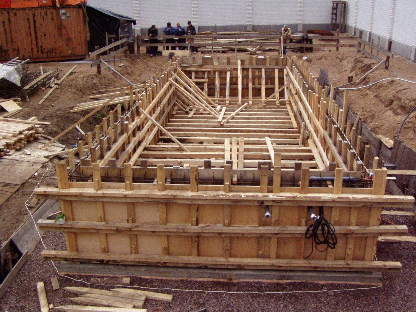 Строительство бань, саун, бассейнов. фото выполненных объектов