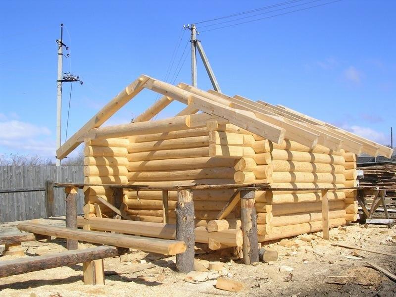 Строительство бань исаун. строительство домов и бань