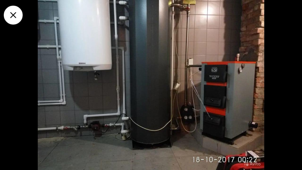 Подключение систем отопления. Отопление частых домов и коммерческих центров